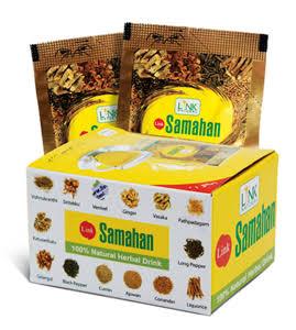 Ayurvedischer Samahan Tee